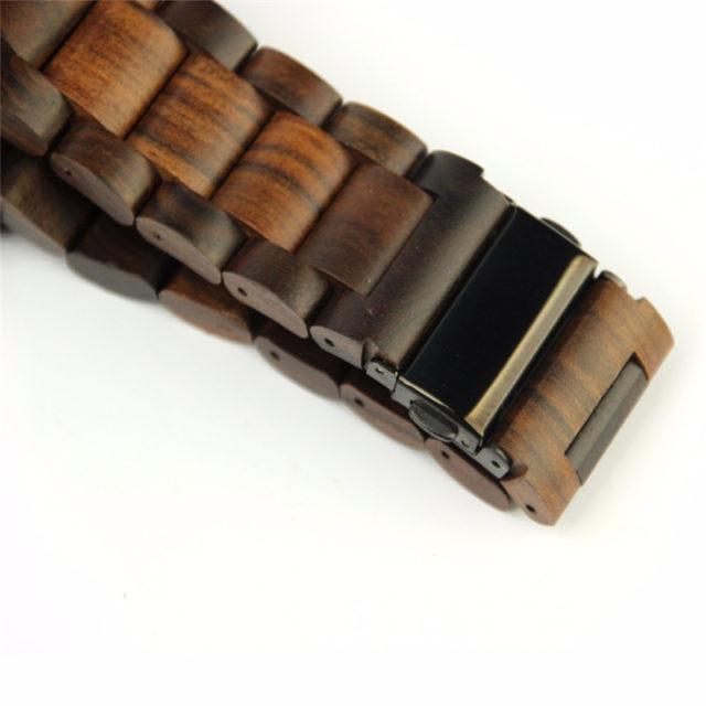 Dřevěné hodinky REDEAR - Aston
