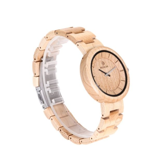 Dřevěné hodinky REDEAR - Axa