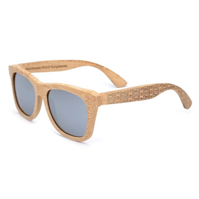 Dřevěné brýle BOBO BIRD - Gino